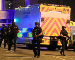 Ariana Grande Manchester Concert Explosion Being Treated as Likely 'Terrorist Incident