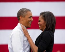 Barack And Michelle Obama Launch New Company