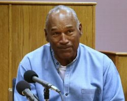 O.J. Simpson Has Been Granted Early Release