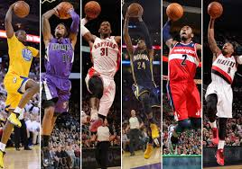 The NBA Dunk Contest