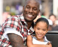 Tyrese Gibson, will be 'allowed to see his daughter