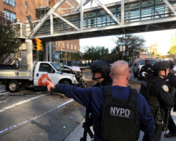 NYC Terror Attack Suspect Charged With Terrorism Offenses