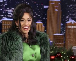 Cardi B's 'Bartier Cardi' Is The Only Gift You Need This Holiday Season