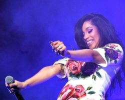 Cardi B to 'turn to acting' following the birth of her baby