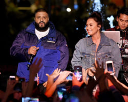 DJ Khaled on Demi Lovato Recovery Journey