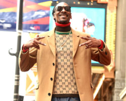 Congrats To Snoop Dogg For His Star.