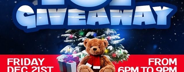 Gynesis Radio Sponsors Brothers Care 11th Annual Toy Giveaway