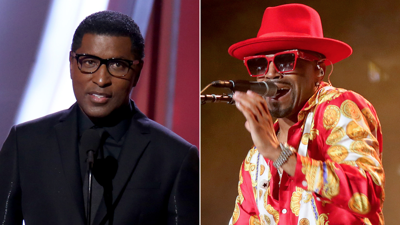 Babyface and Teddy Riley return for their Instagram Live rematch