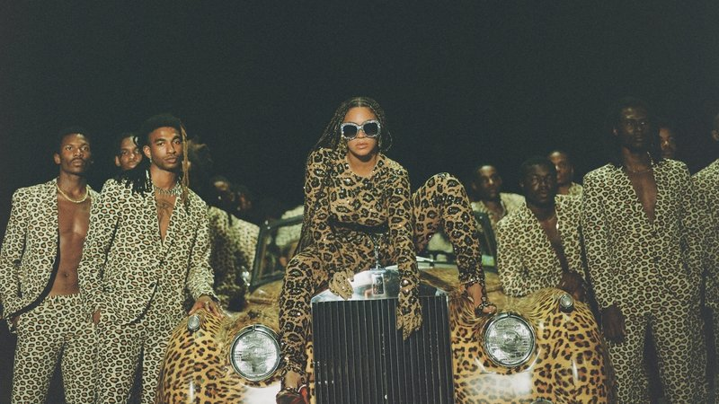 Beyonce's Visual Ode, 'Black Is King,' Arrives