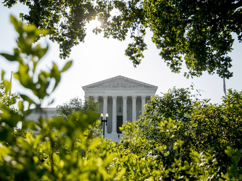 Supreme Court Deals Major Blow To Felons' Right To Vote In Florida