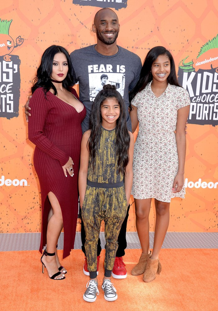 Vanessa Bryant accuses mother of extortion over lawsuit demanding financial support