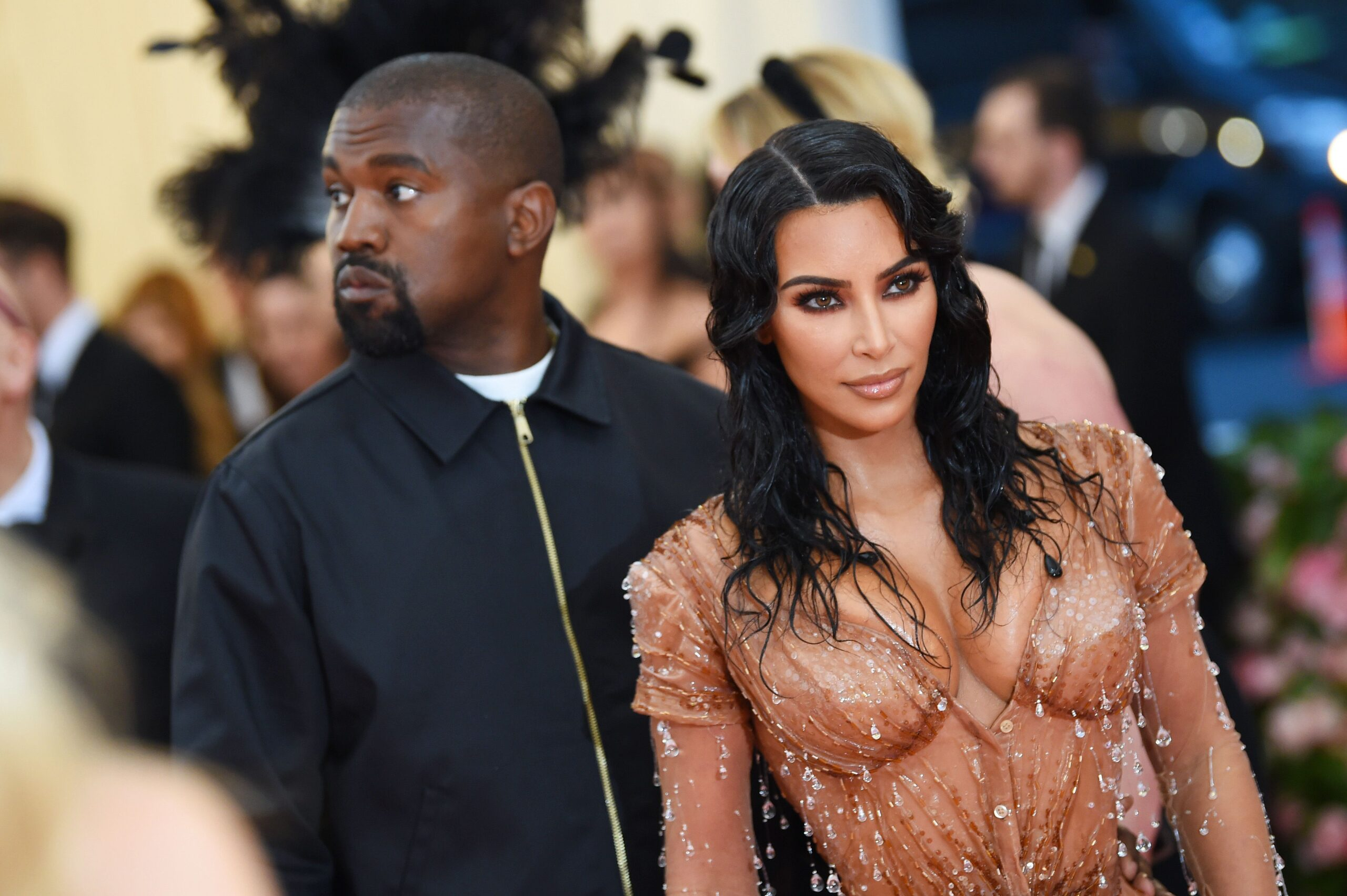 Kim Kardashian and Kanye West are getting a divorce: 'She's done'