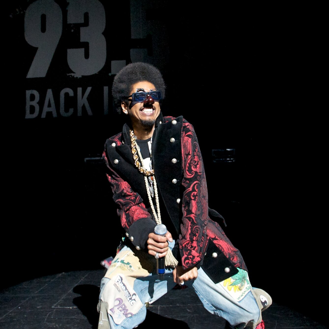 ANOTHER ONE GONE!!! DIGITAL UNDERGROUND'S SHOCK G DEAD AT 57