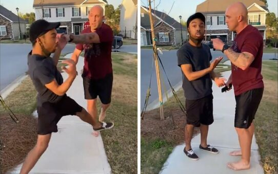 U.S. ARMY SGT. ARRESTED Aggressively Confronts Black Man … PASSING THROUGH HIS NEIGHBORHOOD