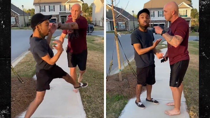 U.S. ARMY SGT. ARRESTED Aggressively Confronts Black Man ... PASSING THROUGH HIS NEIGHBORHOOD