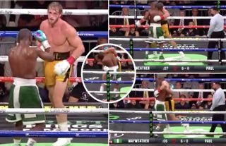 Floyd Mayweather vs Logan Paul: Was it staged? Damning footage suggests maybe