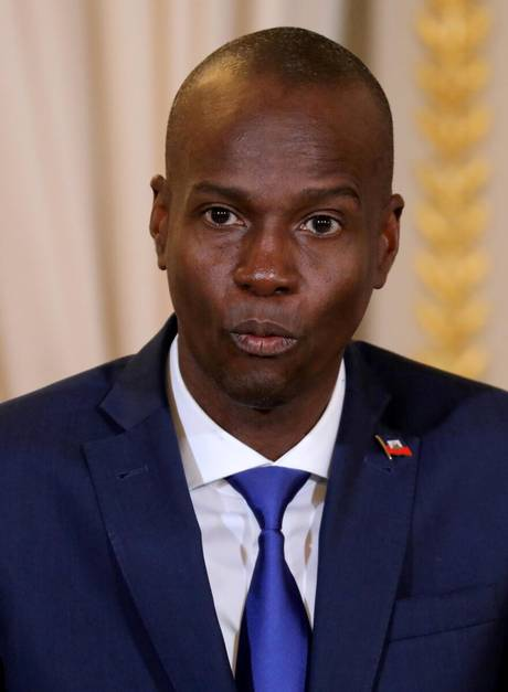 Haiti President Jovenel Moïse assassinated at home