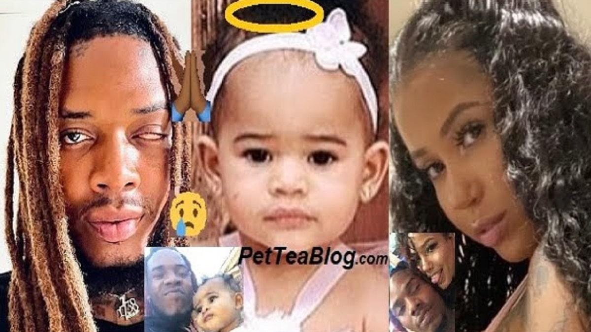 Musician Fetty Wap's daughter, Lauren Maxwell, dead at age 4